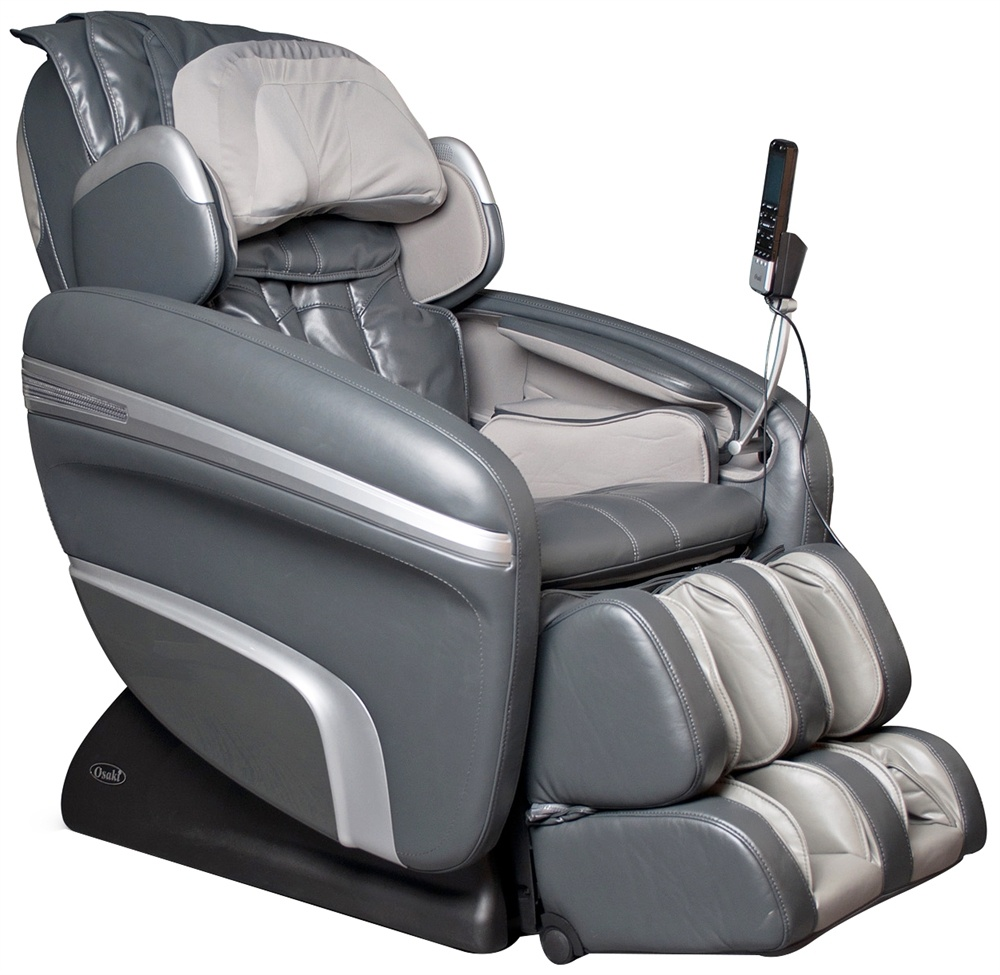Buy Osaki Executive Zero Gravity S Track Massage Chair OS 6000D Charcoal At