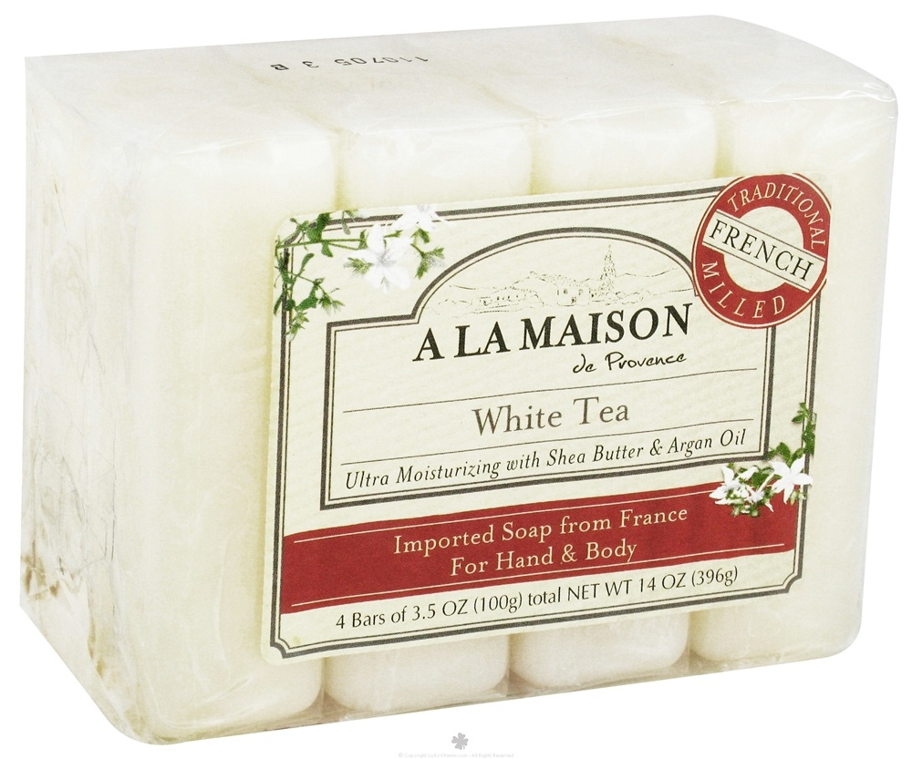 Buy a la maison traditional french milled bar soap value for A la maison soap review