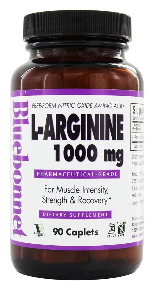 L-arginine 1000 mg benefits