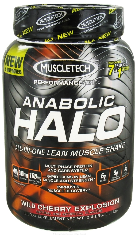 anabolic halo pro series side effects