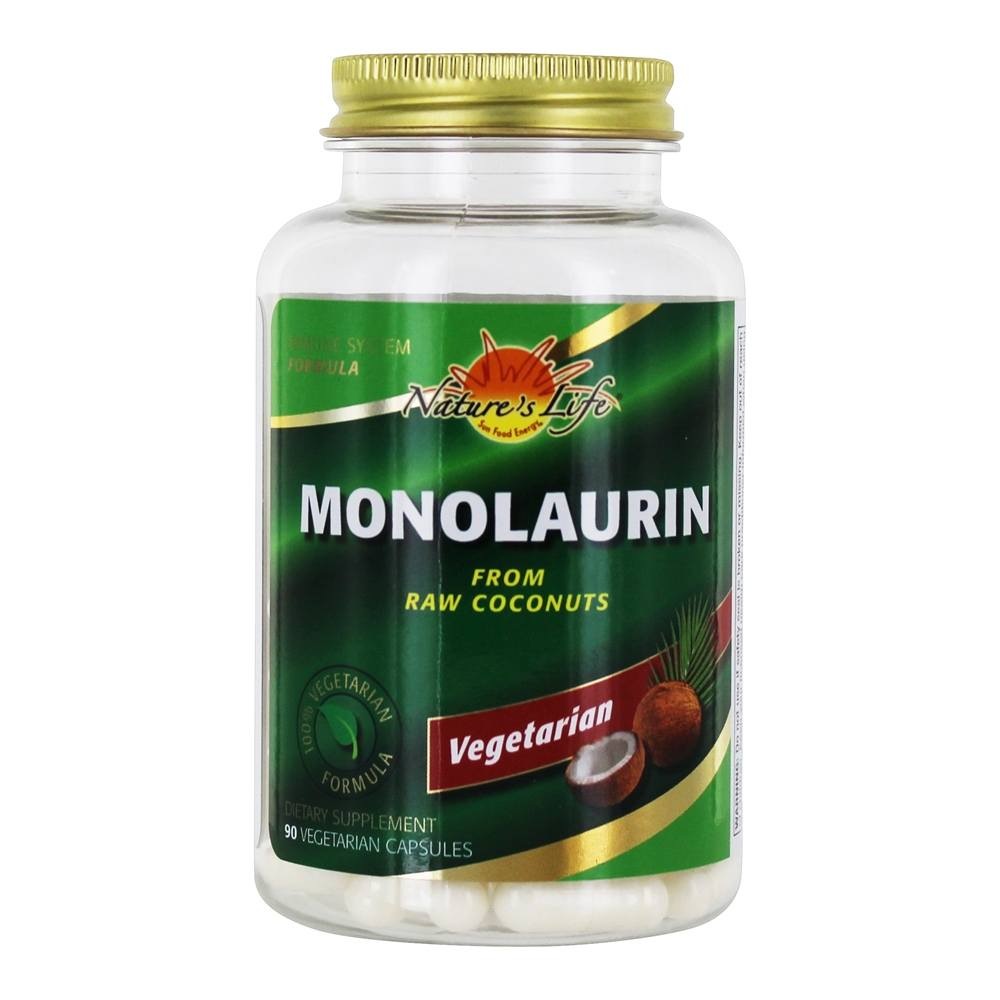 Monolaurin tablets