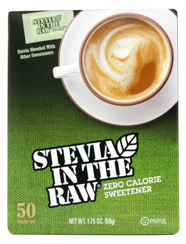 Buy In The Raw - Stevia In The Raw Natural Sweetener - 50 ...