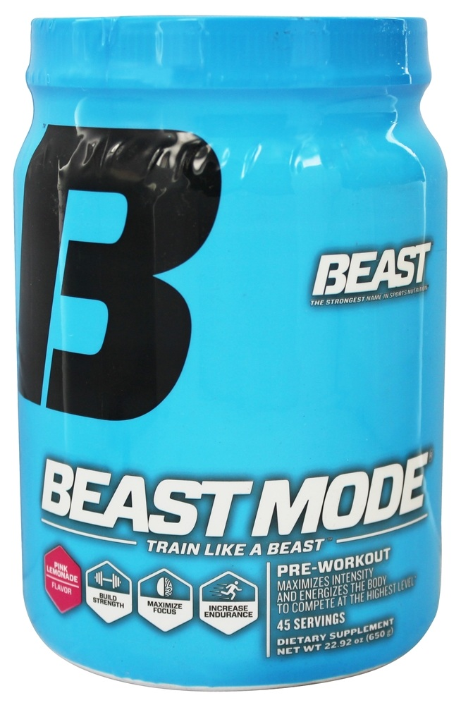 Beast mode workout