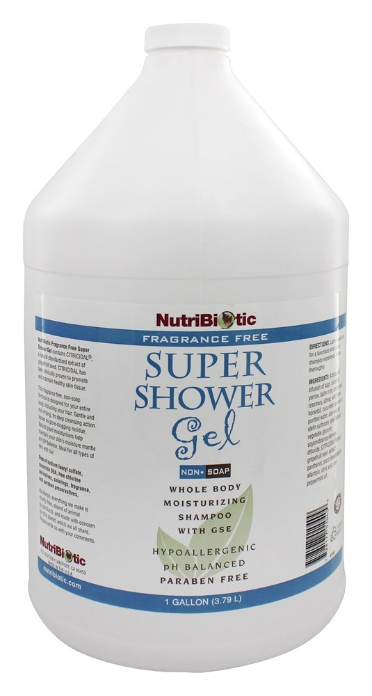 Buy Nutribiotic - Super Shower Gel Non-Soap Shampoo With ...