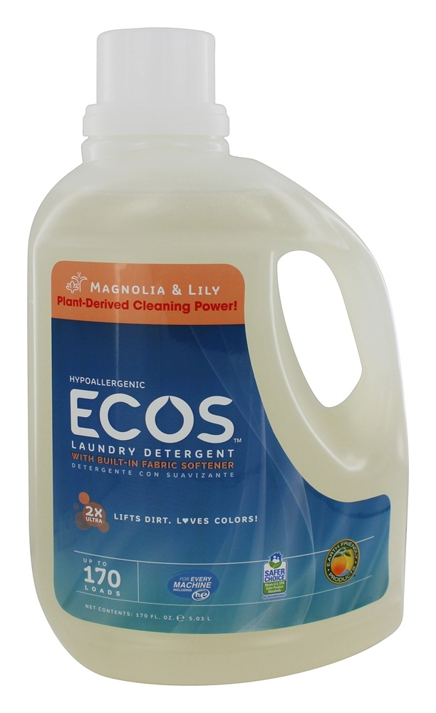 Buy Earth Friendly Ecos 2x Ultra All Natural Laundry
