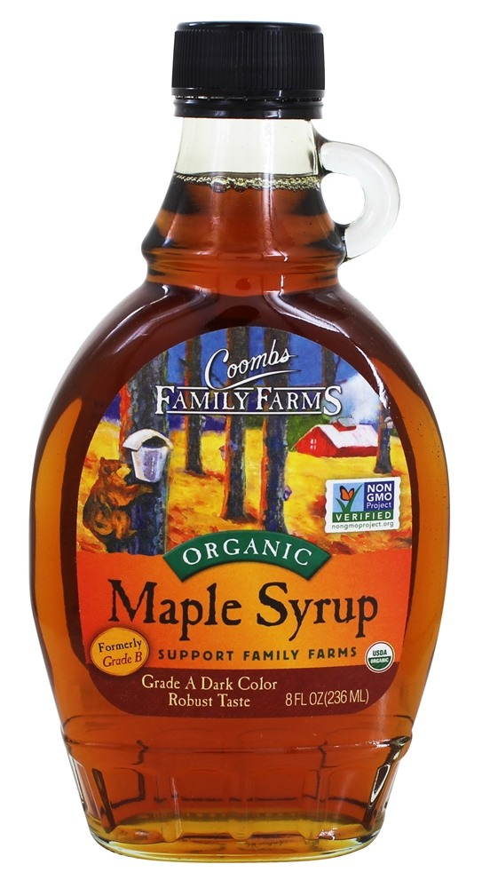 Buy Coombs Family Farms Organic Maple Syrup Grade A 8