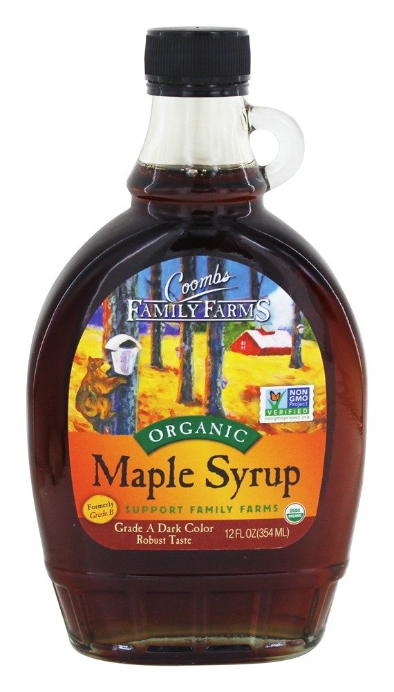Buy Coombs Family Farms Organic Maple Syrup Grade A Dark