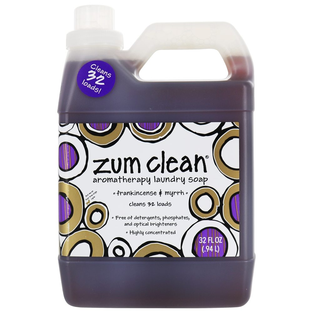 Buy Indigo Wild Zum Clean Aromatherapy Laundry Soap 32