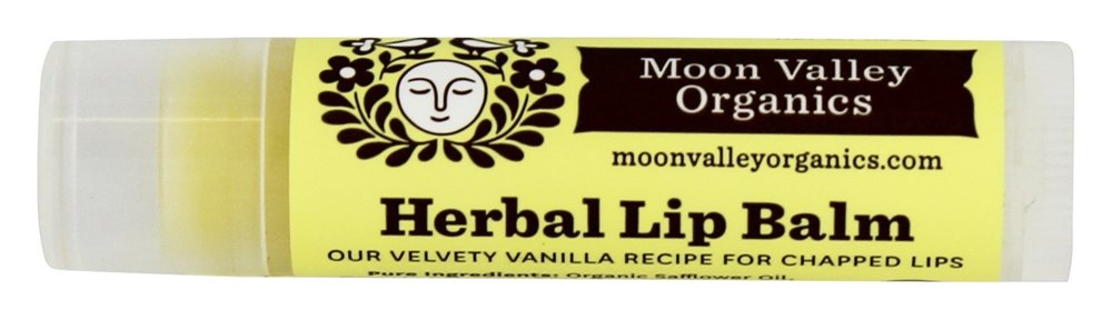 Moon Valley Organics - Herbal Lip Balm Vanilla - 0.15 oz. (pack of 4) Shower Gel - Forget Me Not, Pure perfumed bliss. Transform dull skin with deep cleansing extracts that replenish vital moisture as they purify. Steeped in.., By Library of Flowers