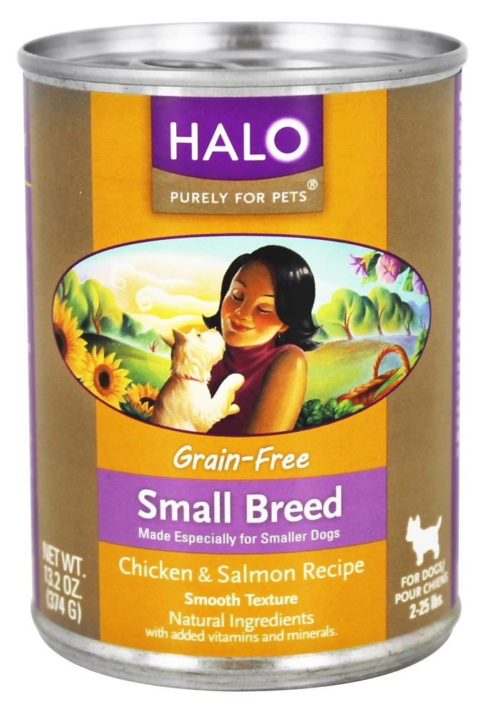 Halo Canned Dog Food Ingredients
