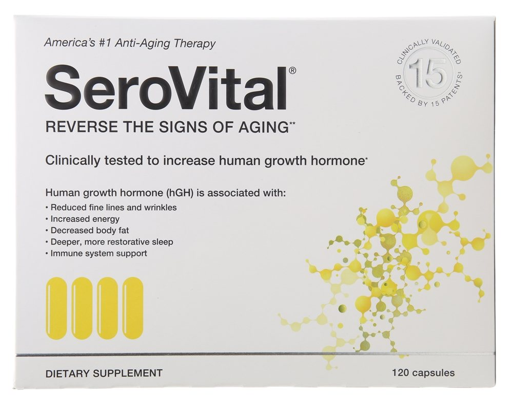 Serovital-hgh dietary supplement coupon code