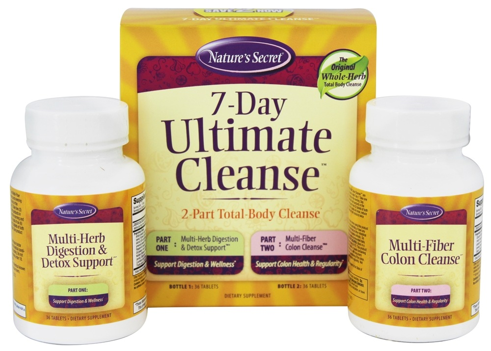 Best 7 day cleanse