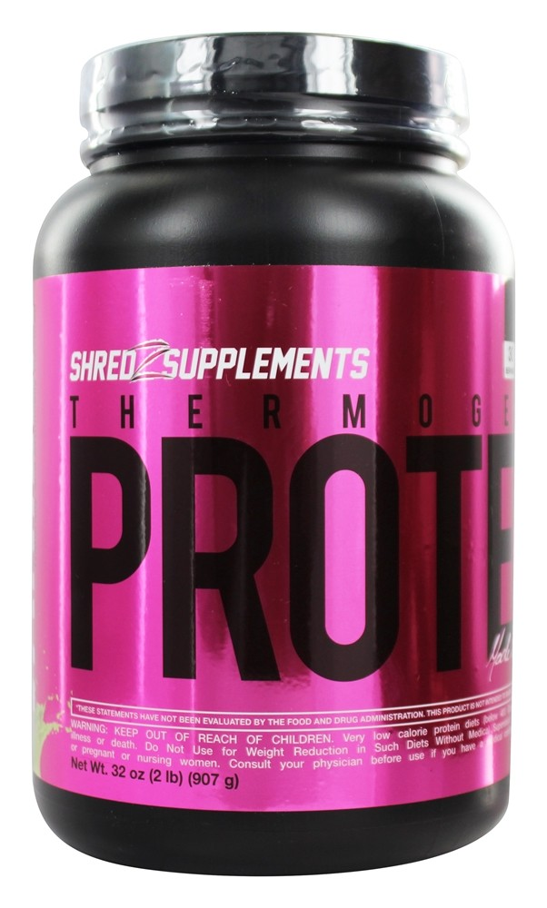 Buy Shredz Supplements Thermogenic Protein Made For