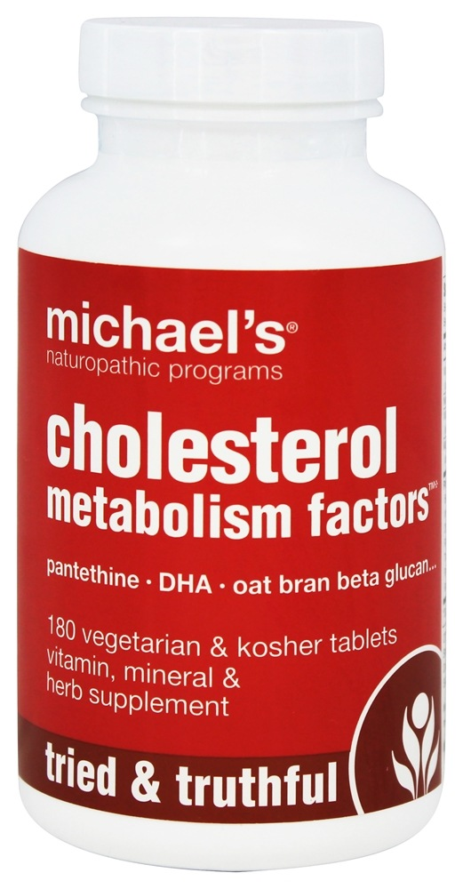 Buy Michael's Naturopathic Programs - Cholesterol ...