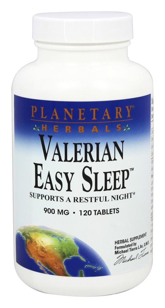 Sleep easy tablets