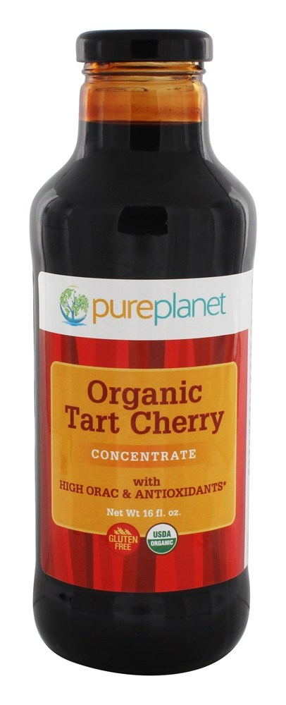 Buy Pure Planet Organic Tart Cherry Concentrate 16 Fl