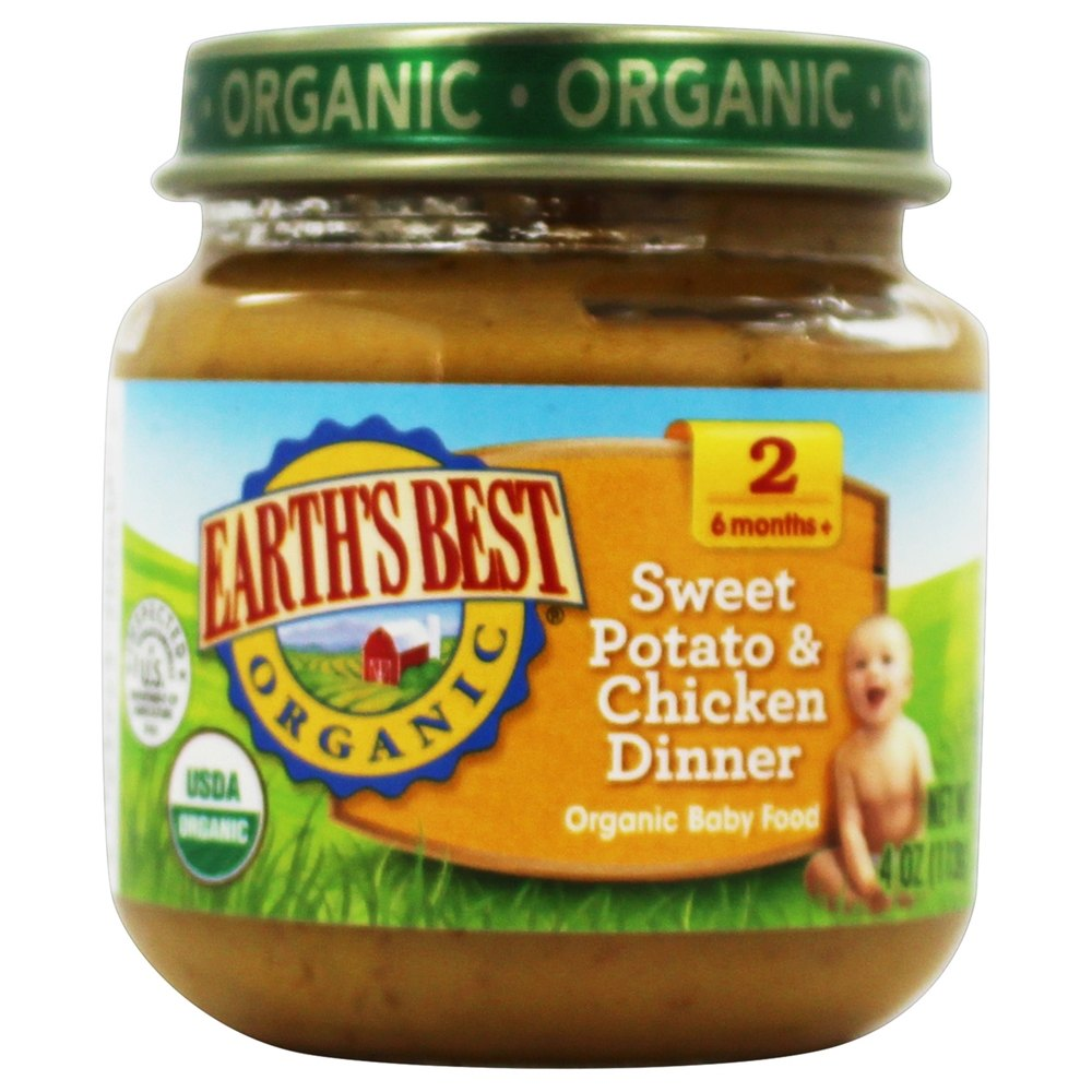 Does Organic Baby Food Have Preservatives