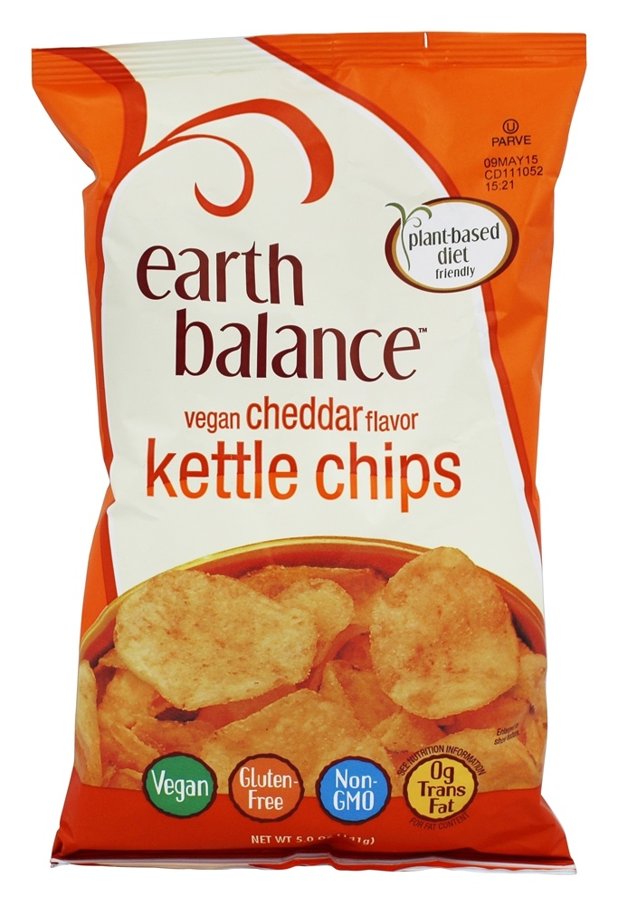 Kettle Chips Mature Cheddar and Red