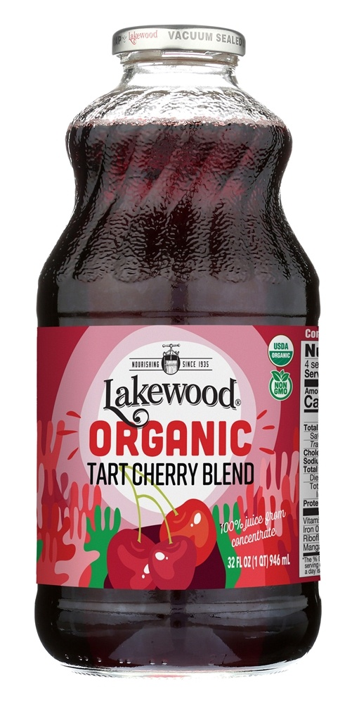 Buy Lakewood Organic Pure Fruit Juice Blend Tart Cherry