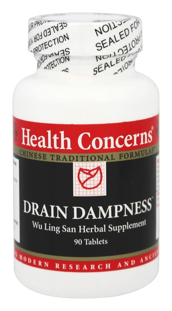 Buy Health Concerns Drain Dampness 90 Tablet S At
