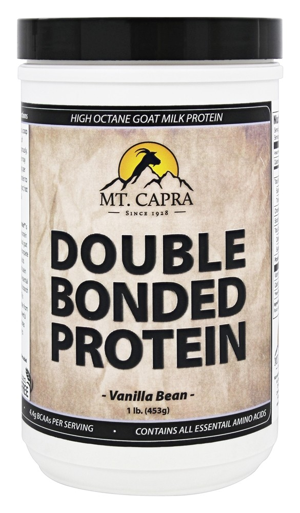 Double bonded protein