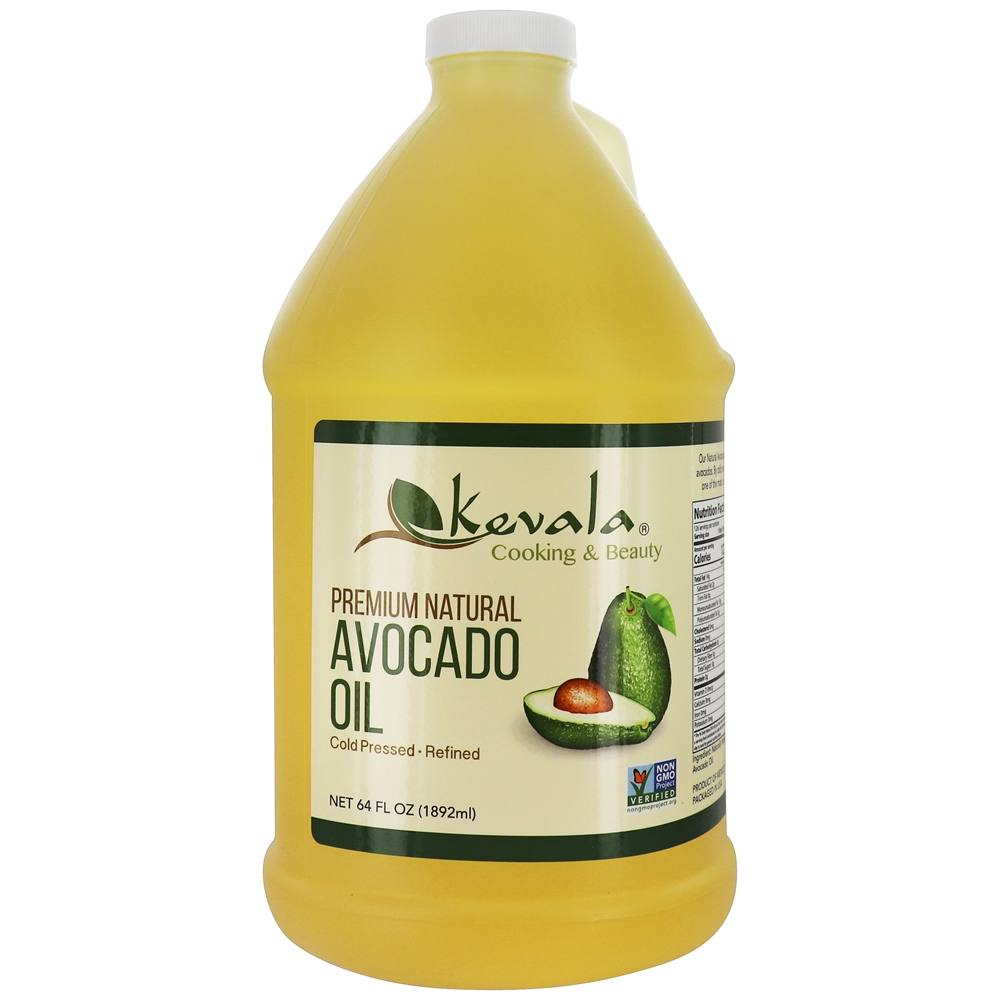Kevala Premium Natural Avocado Oil