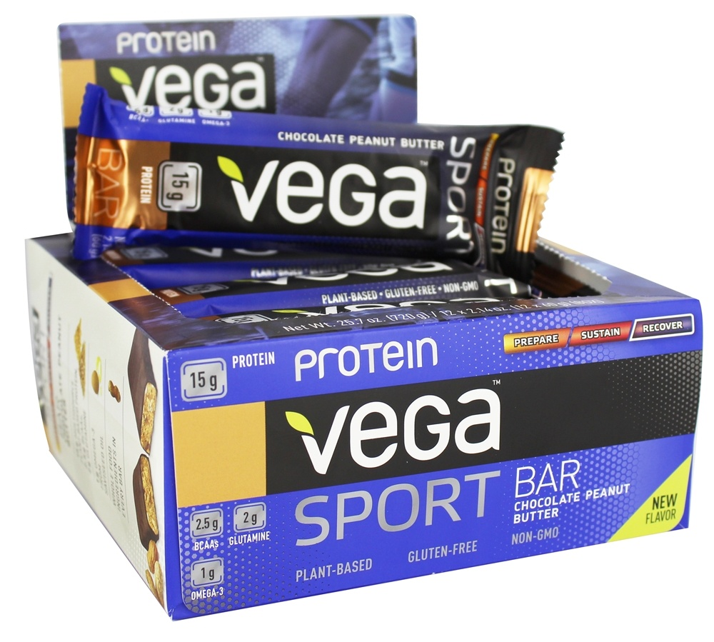 Vega sport protein bar review