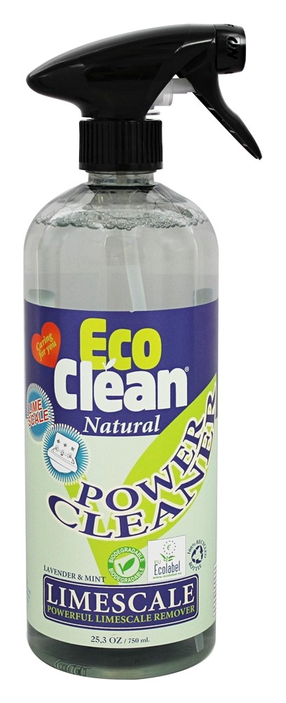 Clean Natural Limescale Remover
