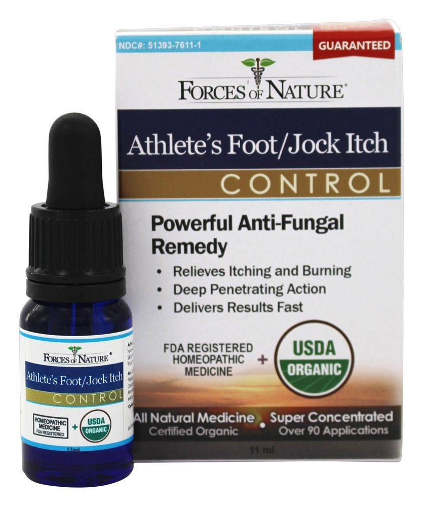 Buy Forces of Nature - Athletes Foot/Jock Itch Control - 11