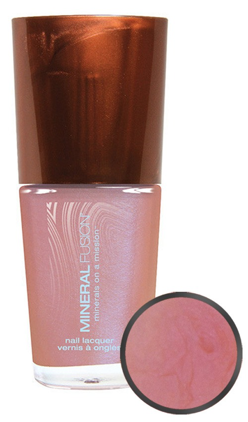Buy Mineral Fusion - Nail Lacquer Pink Fire Opal - 0.33 fl. oz. at ...