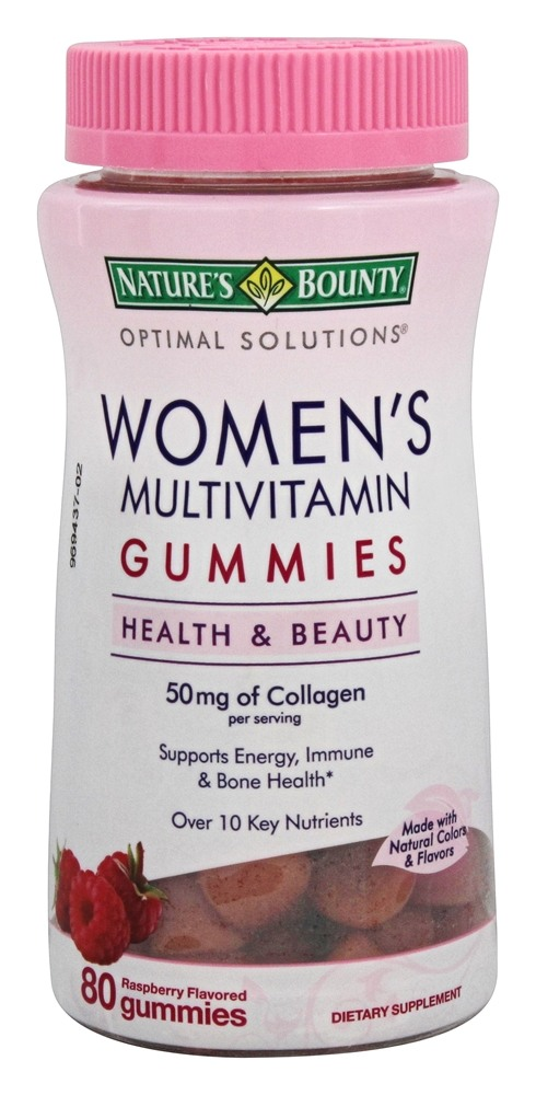 Nature S Bounty Multivitamin Gummies Reviews