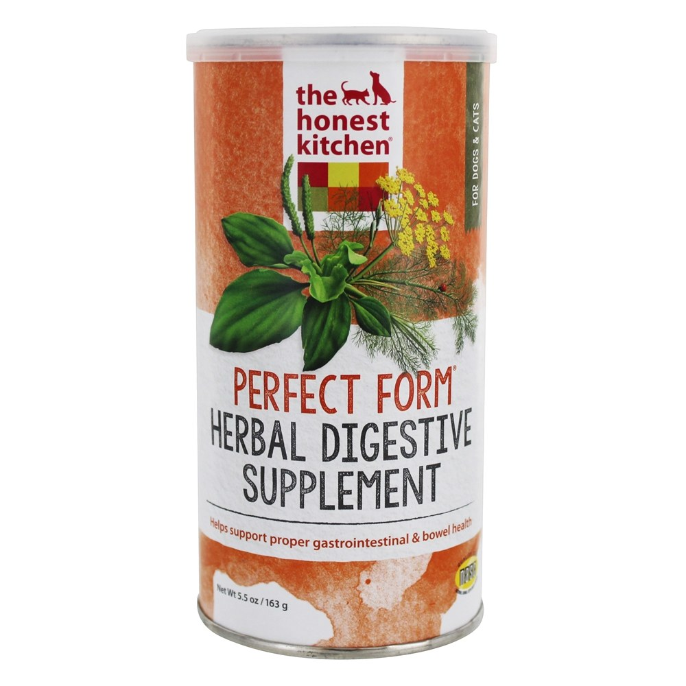 Buy the honest kitchen perfect form herbal digestive for My perfect kitchen products