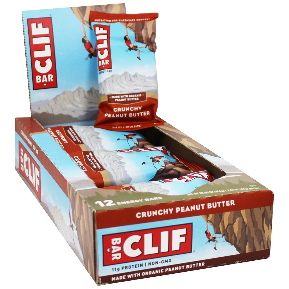 Where To Buy Clif Organic Energy Food