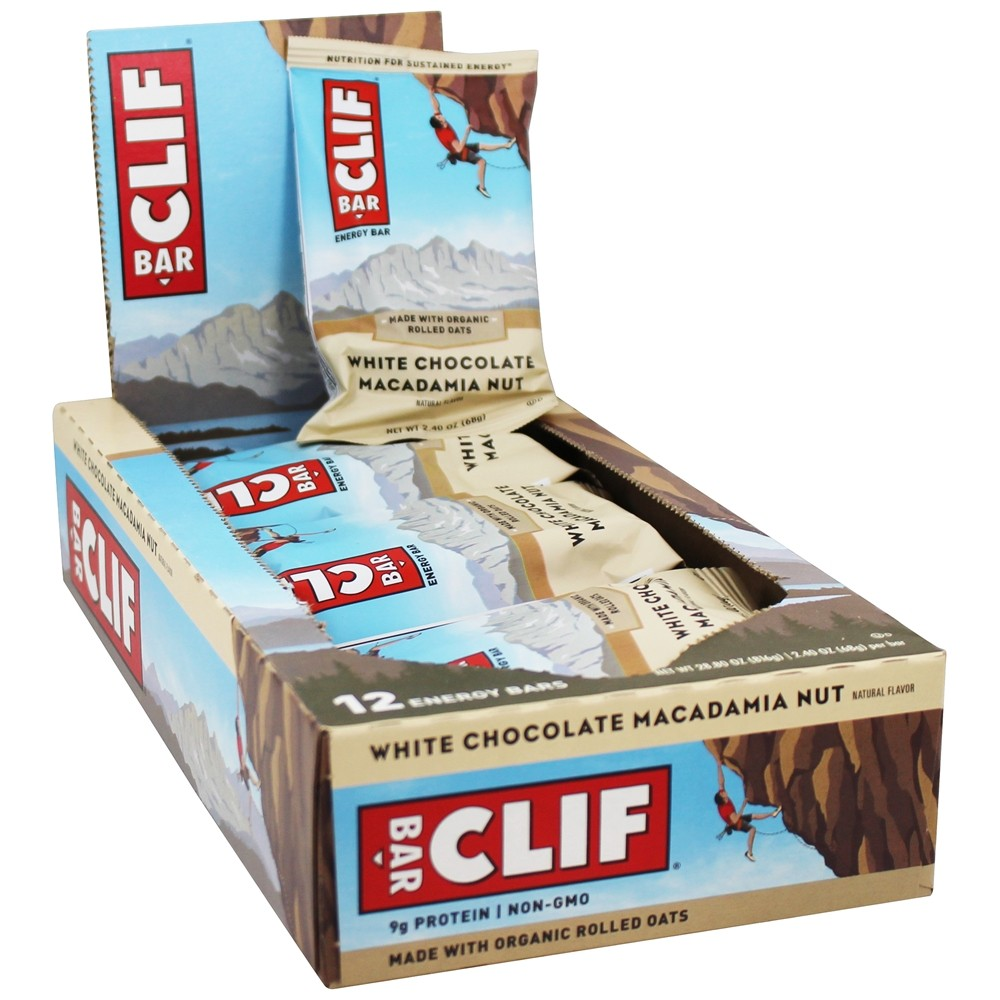Clif Bar & Company Born On A Bike. Kitchen Crafted. Family & Employee Owned.