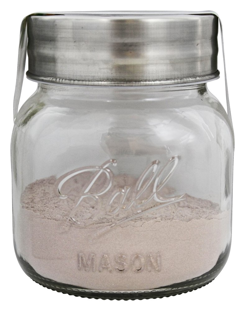 Buy Ball Super Wide Mouth Half Gallon Mason Jar 64 Oz