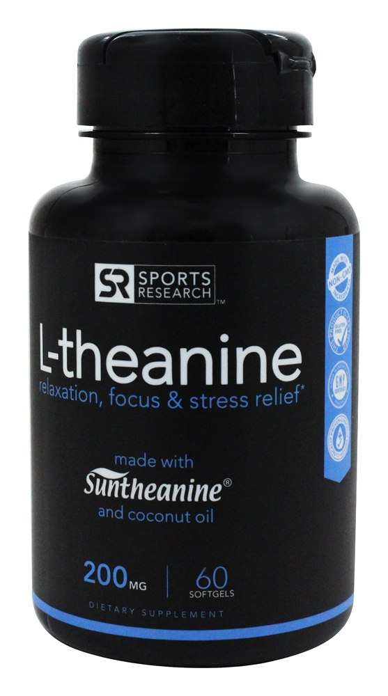 What is suntheanine