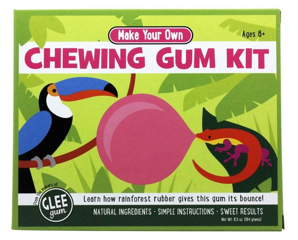 How To Make Your Own Natural Chewing Gum