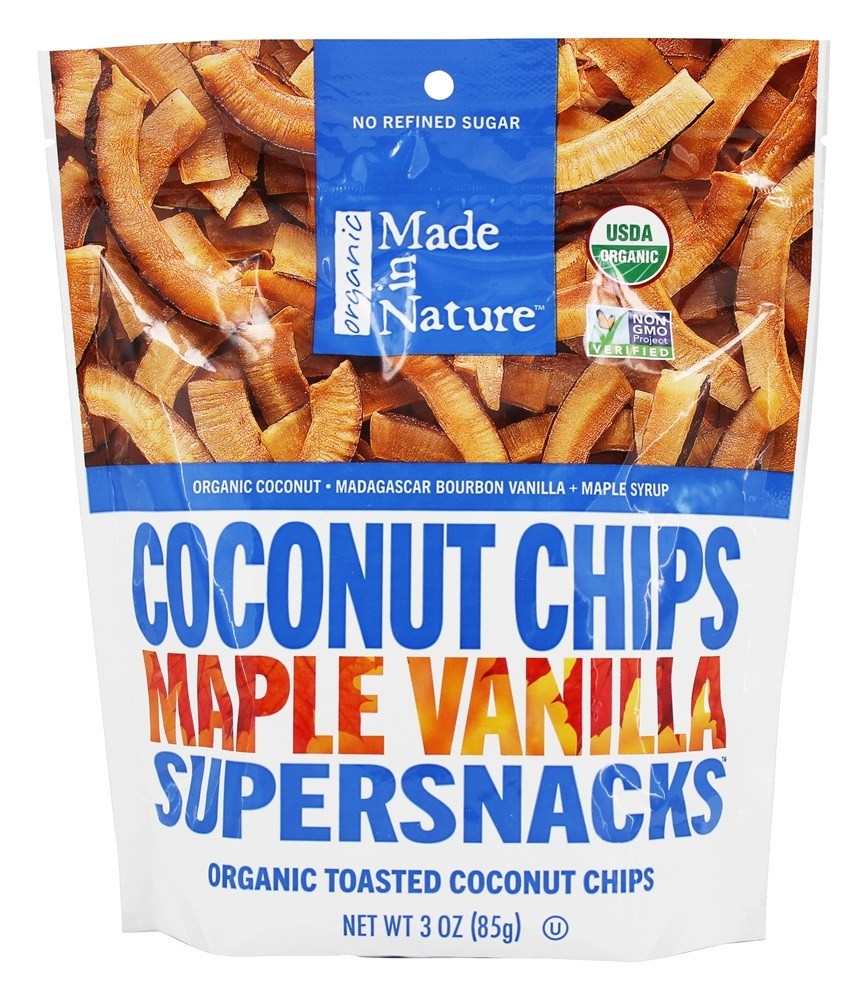 Made By Nature Coconut Chips