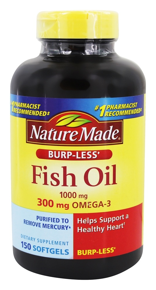 Does fish oil come in liquid form