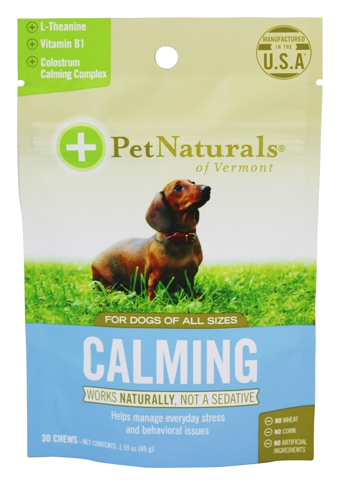 Calming Treats For Dogs Canada