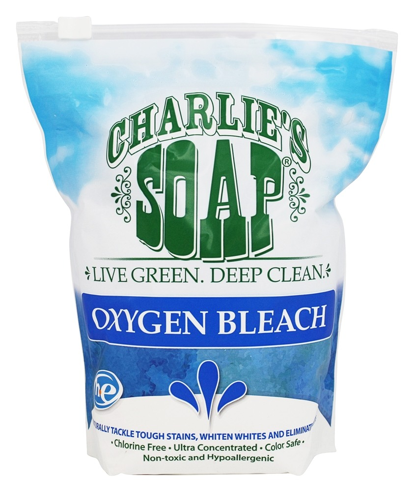 Buy Charlie S Soap Oxygen Bleach 2 64 Lbs At