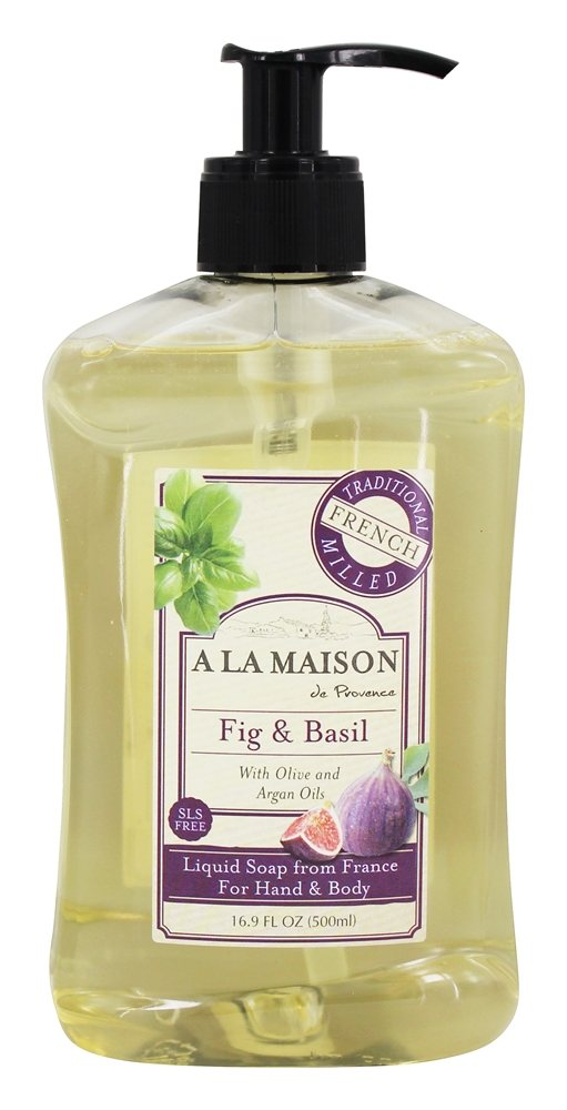 Buy a la maison traditional french milled liquid hand for A la maison french liquid soap