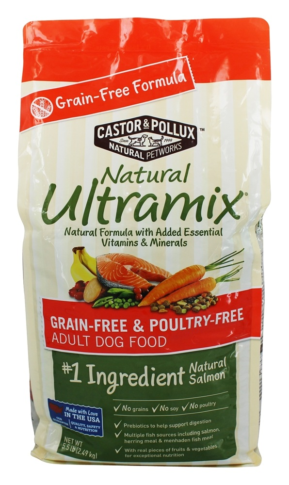 Castor And Pollux Dog Food Grain Free