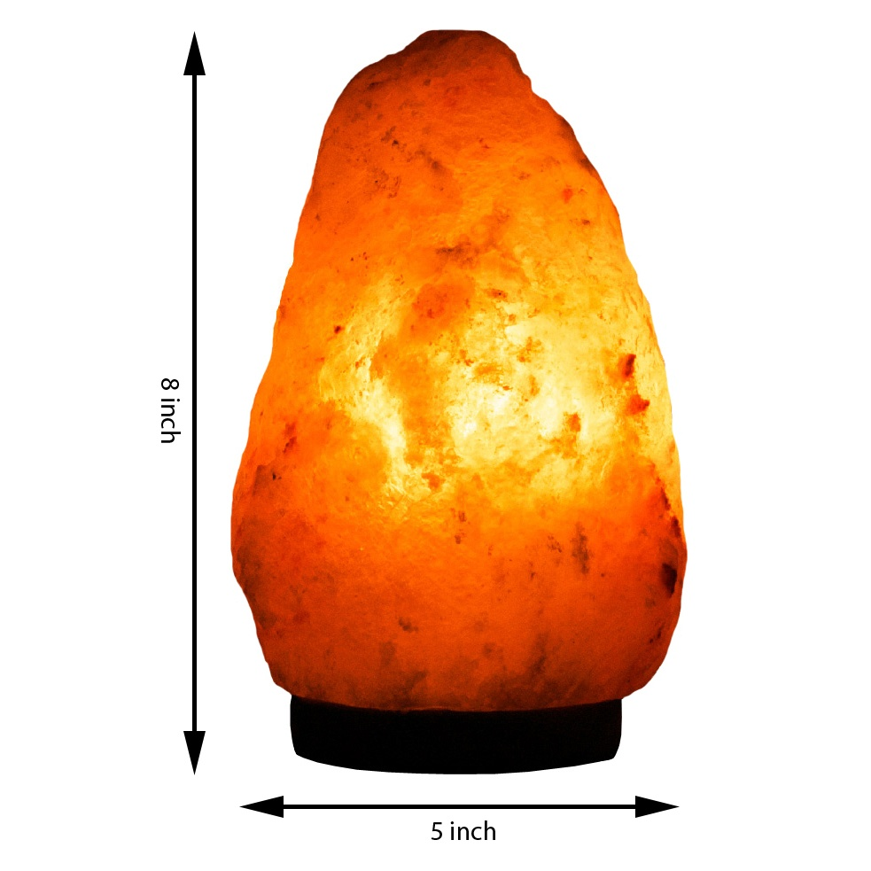 Buy Evolution Salt Company - Natural Himalayan Crystal Salt Lamp Small at LuckyVitamin.com