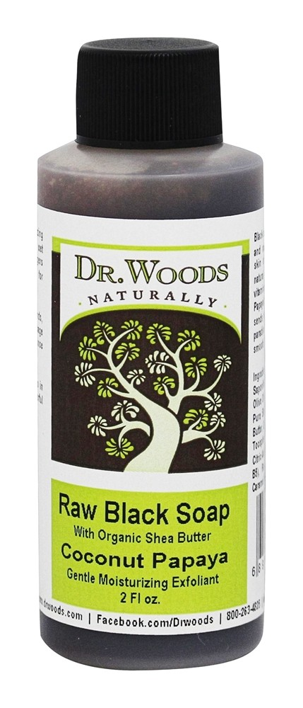 Dr Woods Naturals Black Soap Coconut Shea Vision 32 Oz Making Things Convenient For Customers