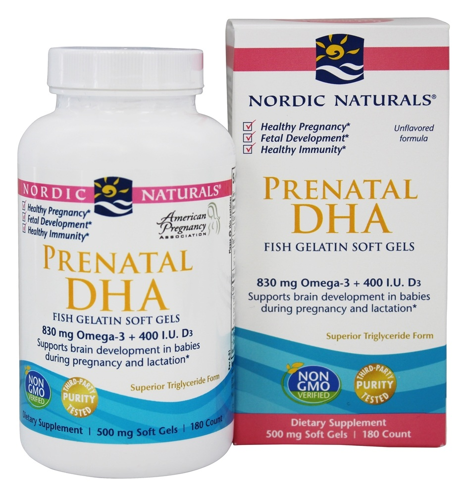 Nordic Naturals Lucky S
