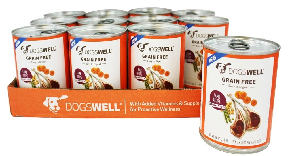 Dogswell Dog Food Reviews
