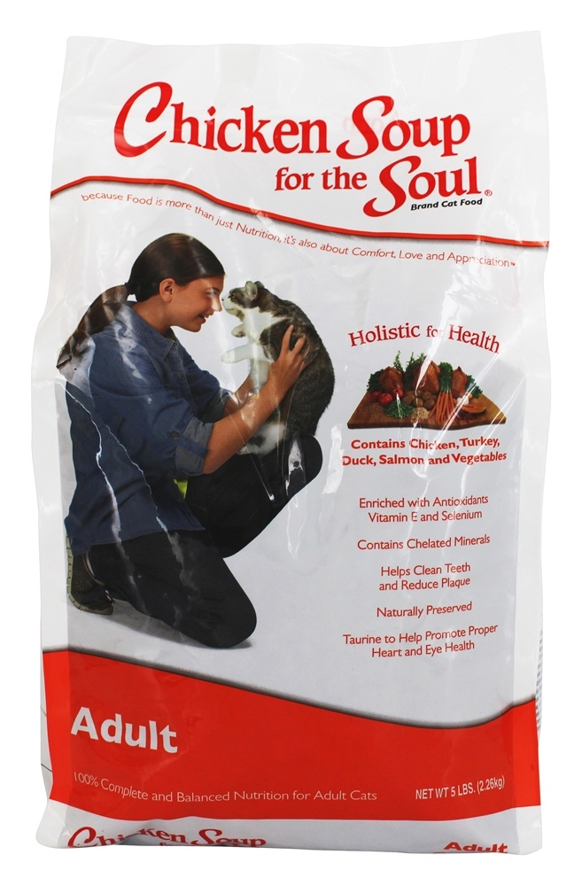 Where To Buy Chicken Soup For The Soul Cat Food