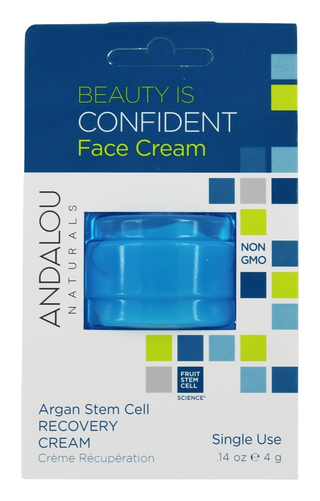 Argan Stem Cell Recovery Cream Pod by andalou naturals #8