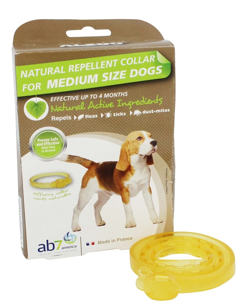 Alzoo Natural Repellent Collar For Dogs
